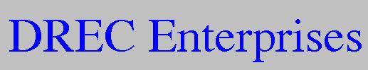 DREC Enterprises Logo